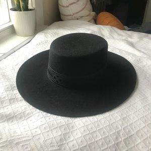 Lack of Color Sierra Boater Hat. Large (59cm). NWT